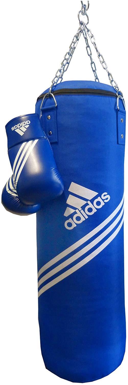 Boxeo y Entrenamiento de Patadas 5.5ft Saco de Arena Pesado Saco Boxeo Adulto con Potente Base de Ventosa Rebote R/ápido para Artes Marciales Mixtas U`King Saco de Boxeo de Pie