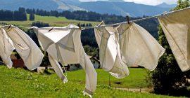 Los mejores tendederos de ropa plegables