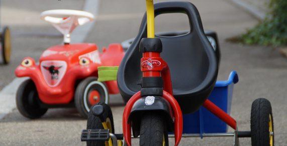 Los mejores triciclos para niños