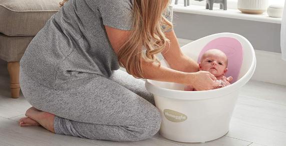 Las bañeras de bebé preferidas por los usuarios