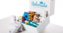 Bebenube, la cajita de productos para bebés que te alegrará todos los meses