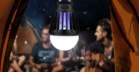 Las lámparas repelentes de insectos más vendidas