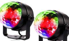 Luz de discoteca LED: da color a tus encuentros con amigos
