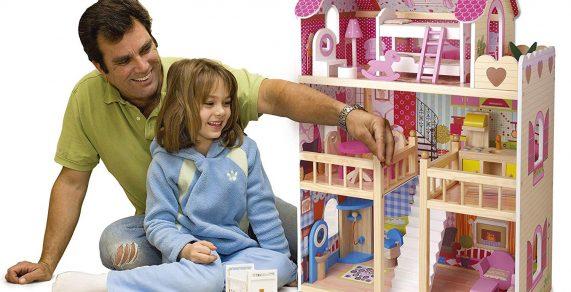 Las casas de muñecas más compradas