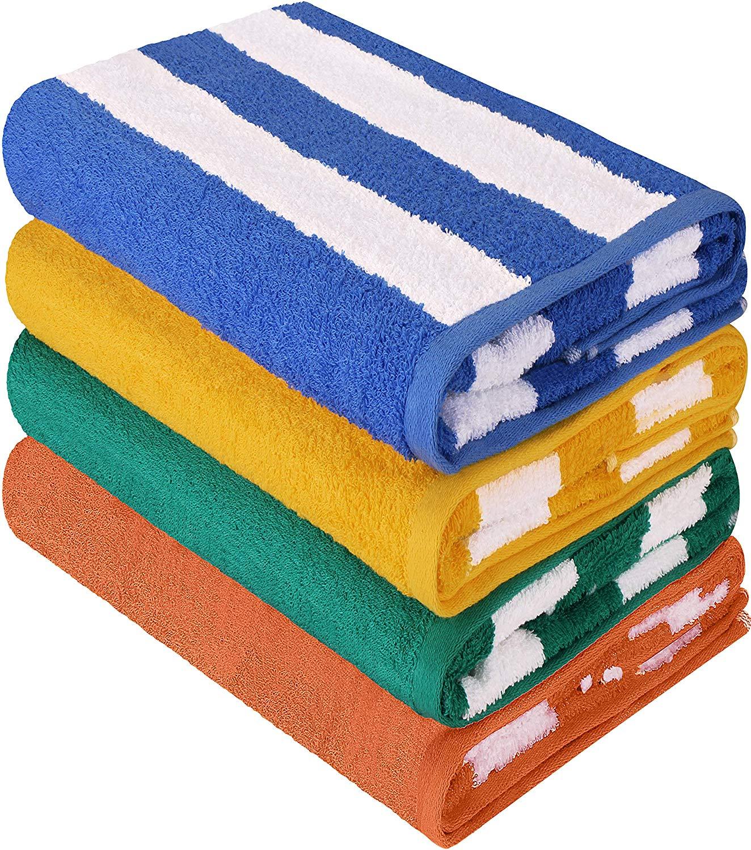 fe358743e Cuando de lo que se trata es que toda la familia disfrute de unas  agradables vacaciones en playa, no hay nada mejor que un conjunto de  toallas de la firma ...
