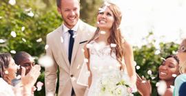Listas de bodas para que novios e invitados se preocupen solo de disfrutar el gran día