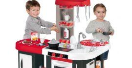 Cocinas de juguete para pequeños masterchefs