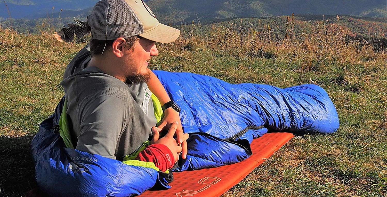 300 gsm AKTIVE 210 x 75 cm Saco de Dormir Momia