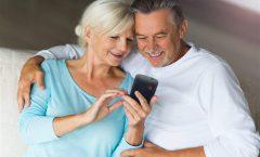 Los móviles para mayores preferidos por los usuarios