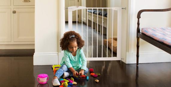 Las mejores barreras de seguridad para tu bebé