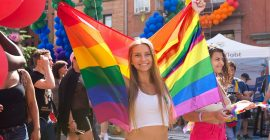 Orgullo gay 2019: el arcoiris, protagonista de las fiestas