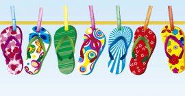 Las mejores chanclas (para adultos y niños) para el verano