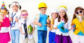 Los disfraces para niños más originales