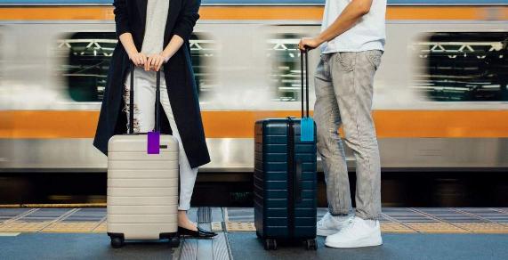 Las etiquetas de equipaje más vendidas en Amazon