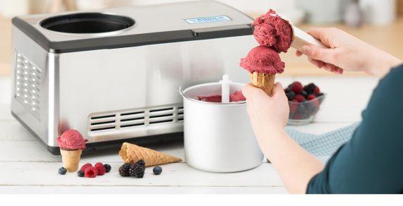Las mejores máquinas para hacer helados