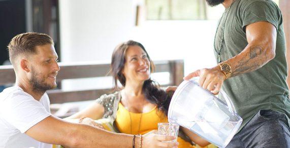 Las mejores jarras filtradoras de agua