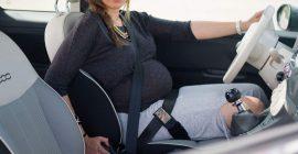 Los mejores cinturones de seguridad para embarazadas