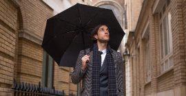 Los mejores paraguas plegables