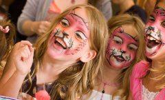 El mejor maquillaje de Halloween para niños
