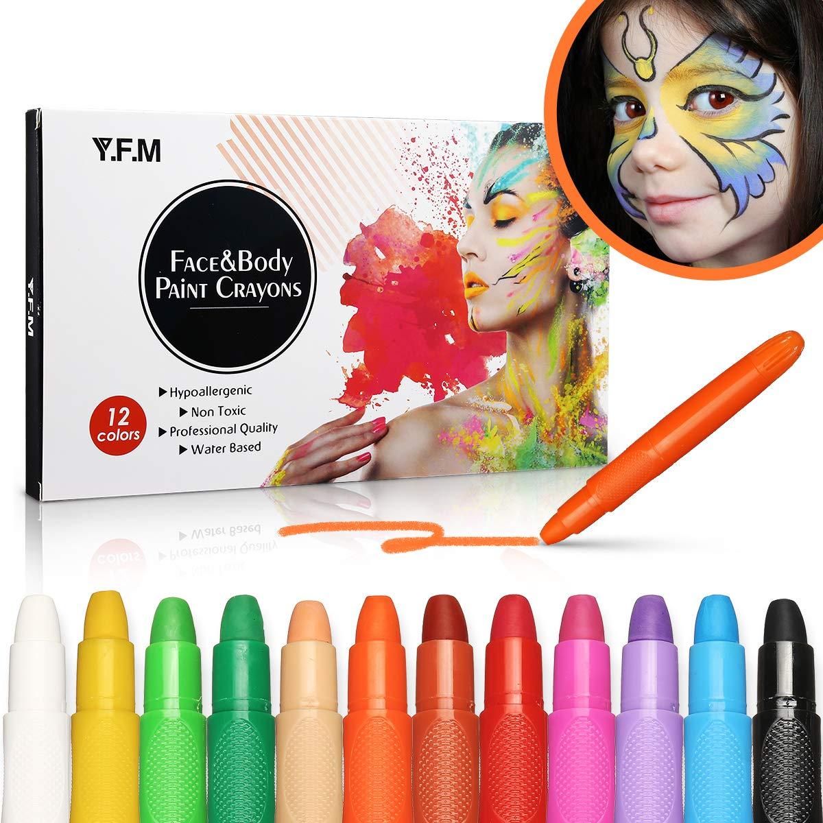 El Mejor Maquillaje De Halloween Para Niños Topcomparativas
