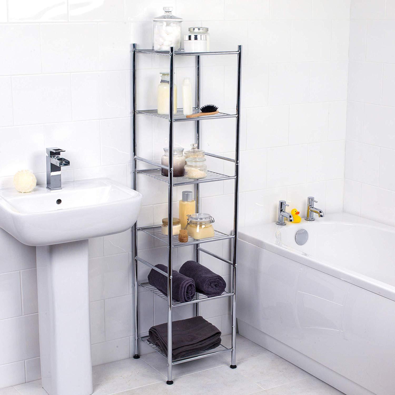 Las mejores estanterías de baño - TopComparativas