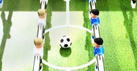 Los mejores futbolines para niños