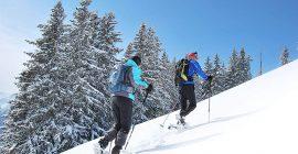 Las mejores raquetas de nieve para este invierno