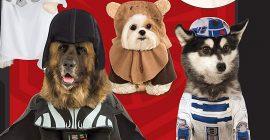 Los mejores disfraces para perro de Star Wars