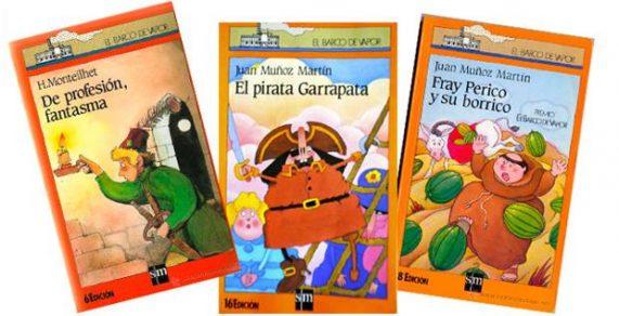 Los mejores libros de El Barco de Vapor