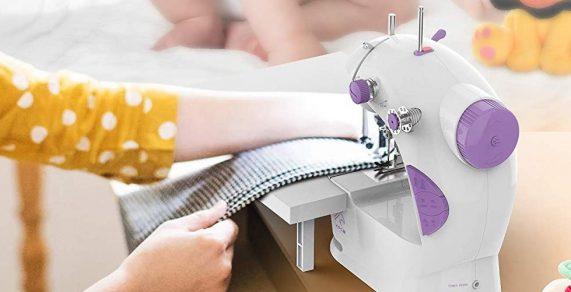 Las mejores máquinas de coser portátiles