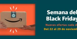 Todas las novedades del Black Friday 2019 en Amazon