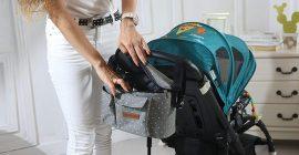 Los mejores bolsos para carrito de bebé