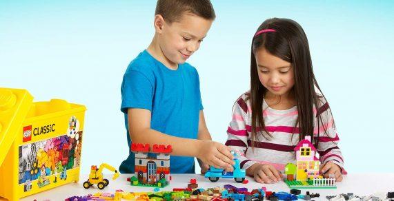 Los mejores juguetes LEGO