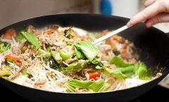 Los mejores woks del mercado